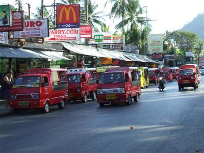 'Patong Taxi Federation' formed | The Thaiger