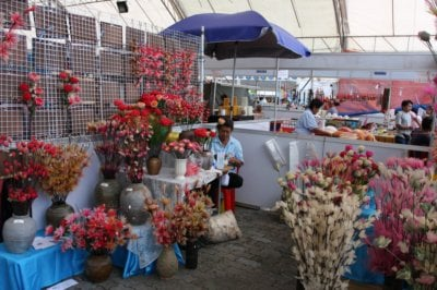 Munchies, ornaments and much more at Phuket Four Regions Festival | The Thaiger