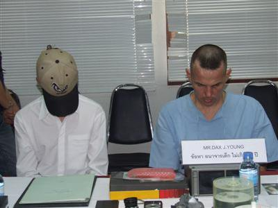 German still in Phuket Juvenile after three months | The Thaiger