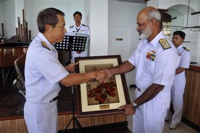 Indian navy training in Phuket ends today | The Thaiger