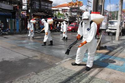 "Phuket ""Big Cleanup"" now underway | The Thaiger"