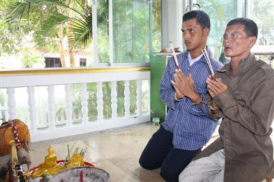 Karma catches up with Phuket temple robbers | The Thaiger