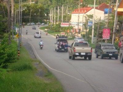 Phuket bike bandit leaves Brits broke | The Thaiger