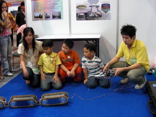 Rajabhat Phuket to host science fair | The Thaiger