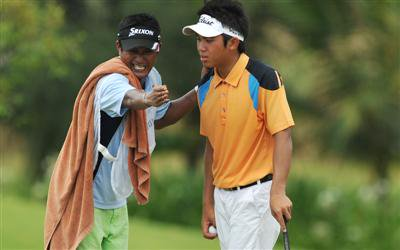 Pattaraphol leads at Laguna Phuket | The Thaiger