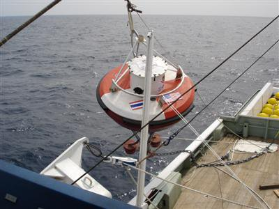 Tsunami warning buoy for Phuket now dead in the water | The Thaiger