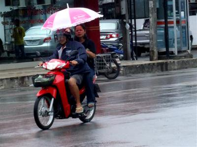 Wet week predicted for Phuket | The Thaiger