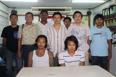 Phuket police nab fugitive murder suspects | The Thaiger