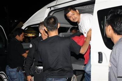Phuket murder suspect collared in coffin shop | The Thaiger