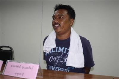 Chalong Police arrest murder suspect | The Thaiger