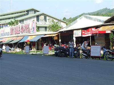 Police to tackle Patong traffic woes | The Thaiger
