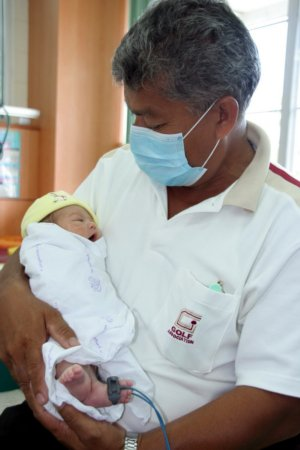 Mermaid baby given less than a month to live | The Thaiger