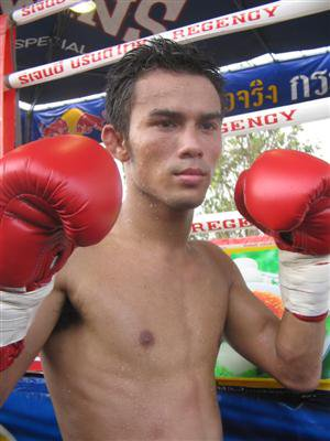 Oledong to defend WBC title in Phuket | The Thaiger