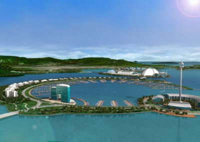 Tossaporn pushes for Phuket conference center and sports complex | The Thaiger