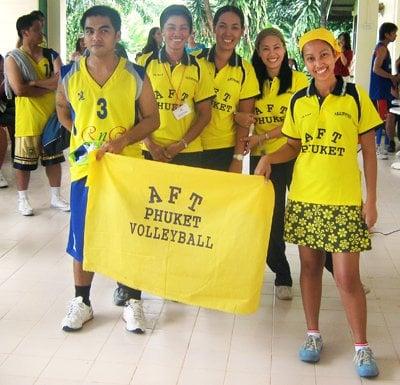 Phuket Pinoy sports fest underway | The Thaiger