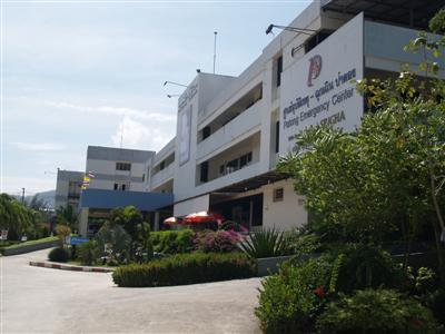 Patong Hospital calls: dead on arrival | The Thaiger