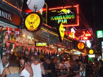 Phuket bars stay open late for World Cup matches | The Thaiger