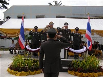 Phuket police celebrate at new HQ | The Thaiger