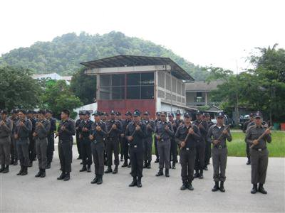 Phuket Police gear up for planned Asean summit | The Thaiger