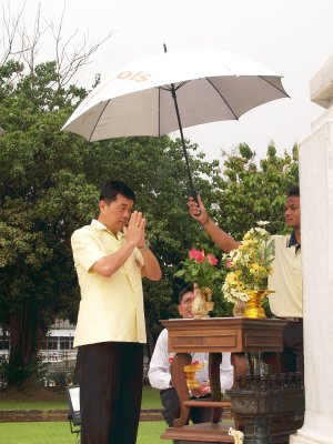 Vice Governor Nivit back in Phuket | The Thaiger