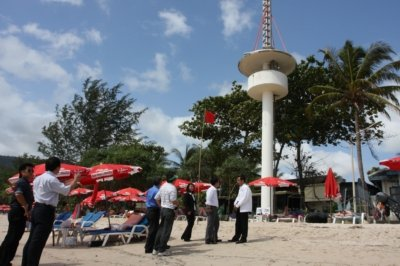 Tsunami warning critic to launch new system | The Thaiger