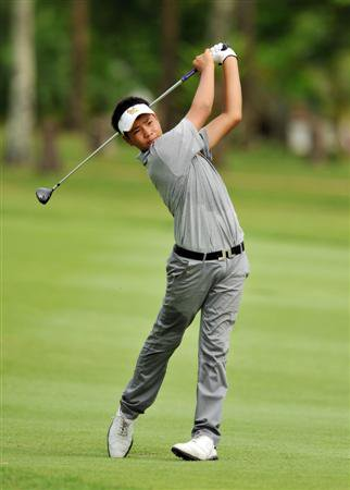 Phuket teen shines at Mercedes-Benz Masters golf tournament | The Thaiger