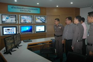 53 more CCTV cameras for Phuket | The Thaiger