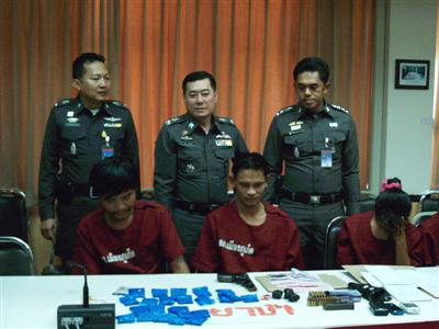Phuket Police squash meth ring | The Thaiger