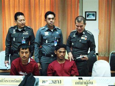 Alleged ladyboy killer nabbed in Phuket Town | The Thaiger
