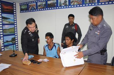 Muay Thai star arrested in Phuket | The Thaiger