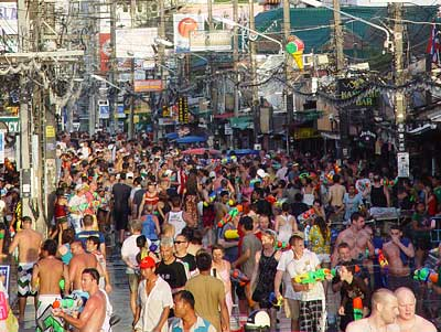 Songkran in Phuket: Road safety clampdown coming | The Thaiger