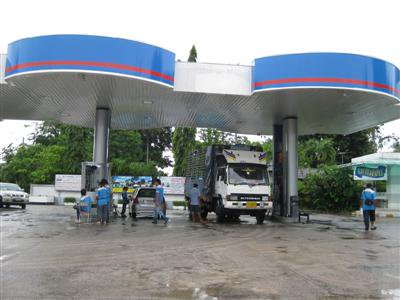 Fuelish mistake at PTT Phuket station in Chalong | The Thaiger