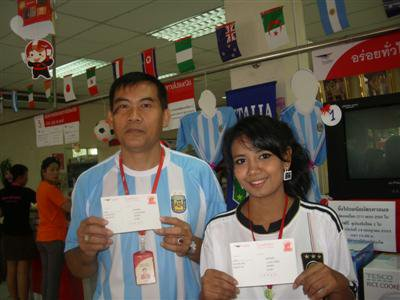 Phuket to go postal over World Cup sweepstakes | The Thaiger