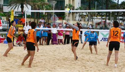 Phuket Thailand Open: World's largest women's beach volleyball event! | The Thaiger