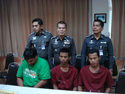Two teens arrested for Phuket shooting murder | The Thaiger