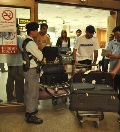 Phuket airport arrivals up 41% | The Thaiger