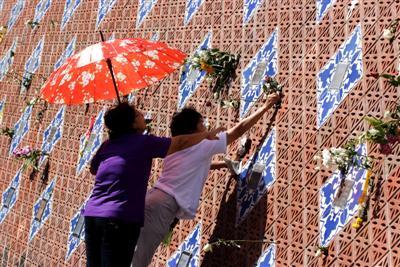 Phang Nga remembers the tsunami dead | The Thaiger