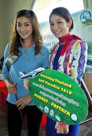 TAT pushes golf tourism to Phuket and Pattaya | The Thaiger