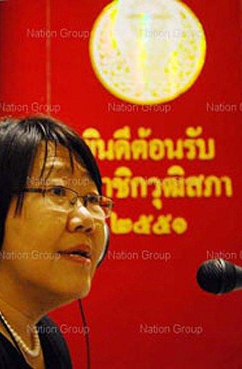 Thai senator stunned by 'new media' | The Thaiger