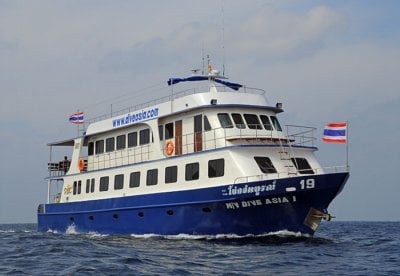 Phuket dive boat accident relatives urged to file claims | The Thaiger