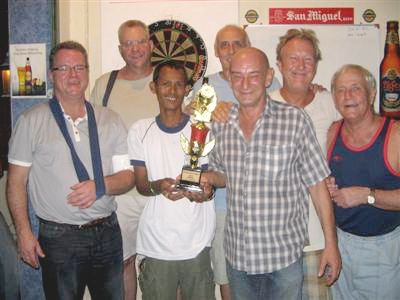 Patong Darts League underway | The Thaiger