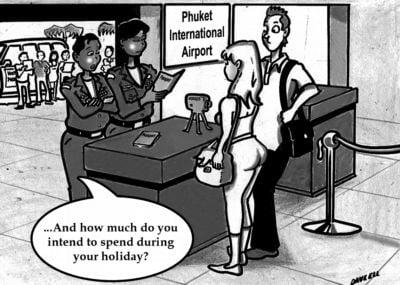 Phuket: More tourists, fewer baht | The Thaiger