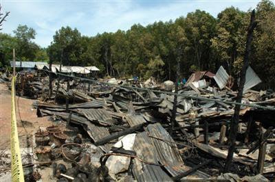 Tragedy strikes Phuket sea gypsy village – again | The Thaiger