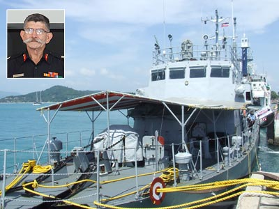 India, Thailand in joint Navy training off Phuket | The Thaiger