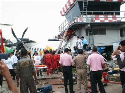 Samui crash 'will not affect tourism' | The Thaiger