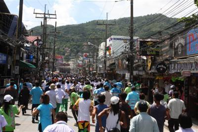 Phuket tsunami drill a success: Suthep | The Thaiger