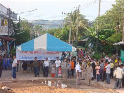 Villagers protest Phuket Panason City Project | The Thaiger