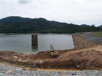 Dry May: Phuket faces water shortages | The Thaiger
