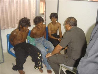 Court sentences killers of British sailor   The Thaiger