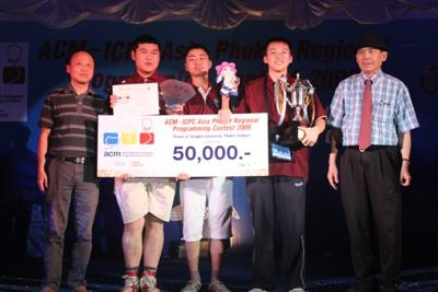 Chinese takes top honors in Phuket programming meet | The Thaiger